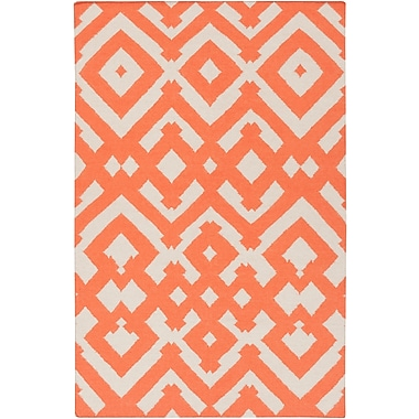 Surya Florence Broadhurst Paddington PDG2026-811 Hand Woven Rug, 8' x 11' Rectangle