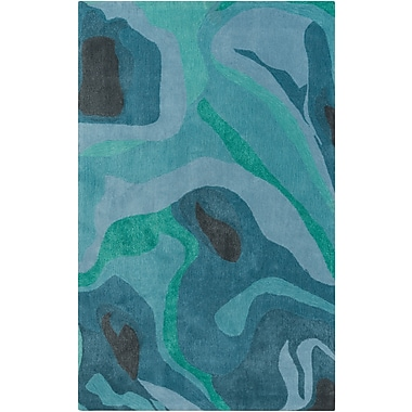 Surya Pigments PGM3000-811 Hand Tufted Rug, 8' x 11' Rectangle