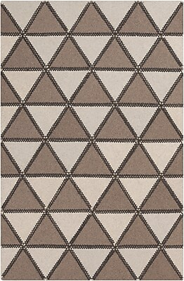 Surya PATCH PTC4000-810 Hand Crafted Rug, 8' x 10' Rectangle