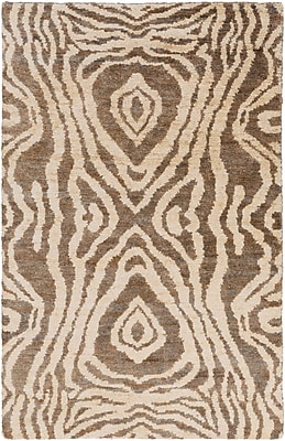Surya Scarborough SCR5143-811 Hand Knotted Rug, 8' x 11' Rectangle