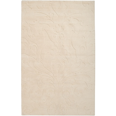 Surya Candice Olson Sculpture SCU7511-811 Hand Loomed Rug, 8' x 11' Rectangle