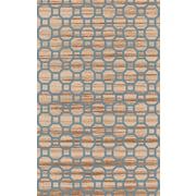 "Surya Seaport SET3004-576 Hand Woven Rug, 5' x 7'6"" Rectangle"