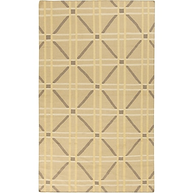 Surya Angelo Home Sheffield Market SFM8007-811 Hand Woven Rug, 8' x 11' Rectangle