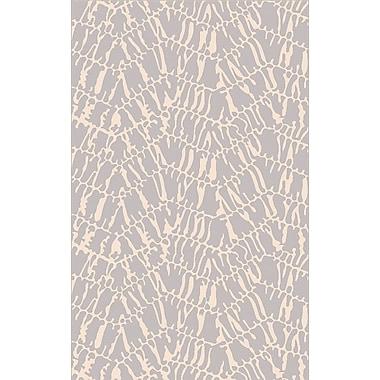 Surya Shibori SHB8000-3353 Hand Loomed Rug, 3'3