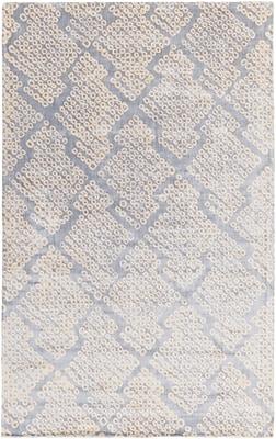 Surya Shibori SHB8005-58 Hand Loomed Rug, 5' x 8' Rectangle