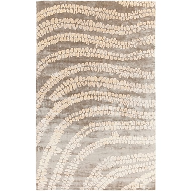 Surya Shibori SHB8008-811 Hand Loomed Rug, 8' x 11' Rectangle