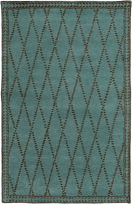 Surya Stampede SMP6004-23 Hand Tufted Rug, 2' x 3' Rectangle