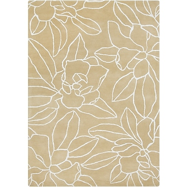 Surya Sanderson SND4522-58 Hand Tufted Rug, 5' x 8' Rectangle