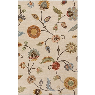 Surya Sprout SRT2002-3353 Hand Tufted Rug, 3'3