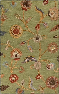 Surya Sprout SRT2003-3353 Hand Tufted Rug, 3'3