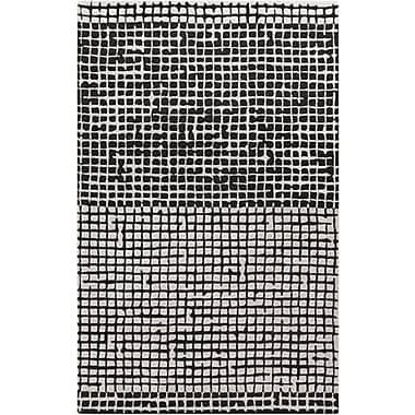 Surya Theory THY5000-811 Hand Tufted Rug, 8' x 11' Rectangle