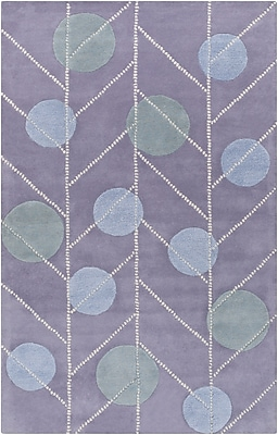 Surya Theory THY5009-23 Hand Tufted Rug, 2' x 3' Rectangle