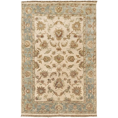 Surya Timeless TIM7913-23 Hand Knotted Rug, 2' x 3' Rectangle