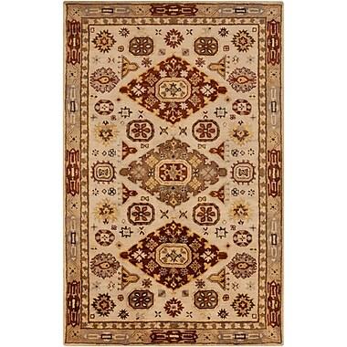 Surya TINLEY TIN4002-58 Hand Tufted Rug, 5' x 8' Rectangle