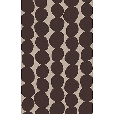 Surya Lotta Jansdotter Textila TXT3012-811 Hand Woven Rug, 8' x 11' Rectangle