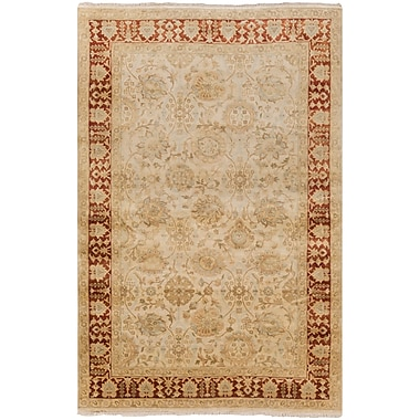 Surya Victoria VIC2001-5686 Hand Knotted Rug, 5'6