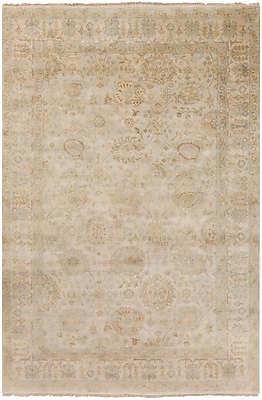 Surya Victoria VIC2003-5686 Hand Knotted Rug, 5'6