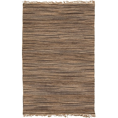 Surya Woodstock WDS1007-811 Hand Woven Rug, 8' x 11' Rectangle