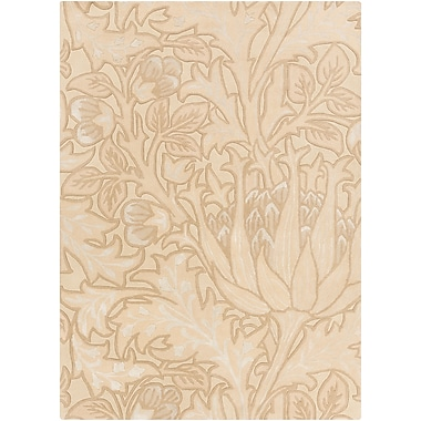 Surya William Morris William Morris WLM3002-58 Hand Tufted Rug, 5' x 8' Rectangle