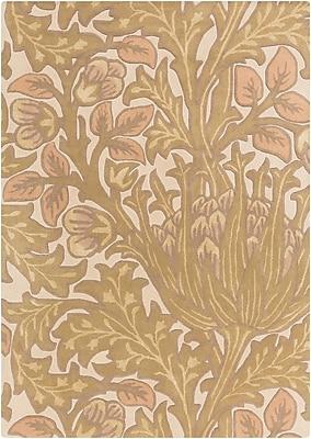 Surya William Morris William Morris WLM3005-58 Hand Tufted Rug, 5' x 8' Rectangle
