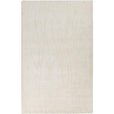 Surya Wave WVE1003-23 Hand Loomed Rug, 2' x 3' Rectangle