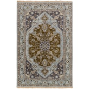 "Surya Zeus ZEU7823-3959 Hand Knotted Rug, 3'9"" x 5'9"" Rectangle"