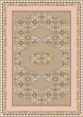 Surya Zahra ZHA4032-23 Hand Knotted Rug, 2' x 3' Rectangle