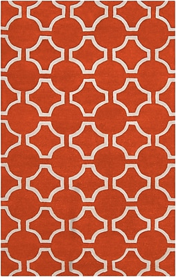 Surya Jill Rosenwald Zuna ZUN1041-811 Hand Tufted Rug, 8' x 11' Rectangle