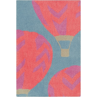 Surya Abigail ABI9015-23 Machine Made Rug, 2' x 3' Rectangle