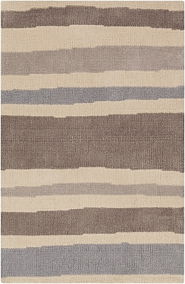 Surya Abigail ABI9018-811 Machine Made Rug, 8' x 11' Rectangle