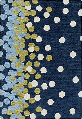 "Surya Abigail ABI9052-3353 Machine Made Rug, 3'3"" x 5'3"" Rectangle"