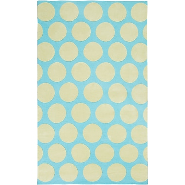 Surya Abigail ABI9062-58 Machine Made Rug, 5' x 8' Rectangle