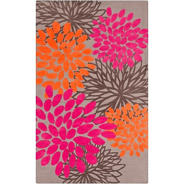 Surya Abigail ABI9070-58 Machine Made Rug, 5' x 8' Rectangle