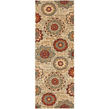 Surya Arabesque ABS3015-2773 Machine Made Rug, 2'7