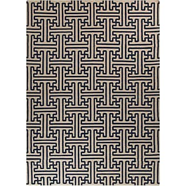 Surya Smithsonian Archive ACH1700-811 Hand Woven Rug, 8' x 11' Rectangle
