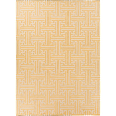 Surya Smithsonian Archive ACH1707-811 Hand Woven Rug, 8' x 11' Rectangle