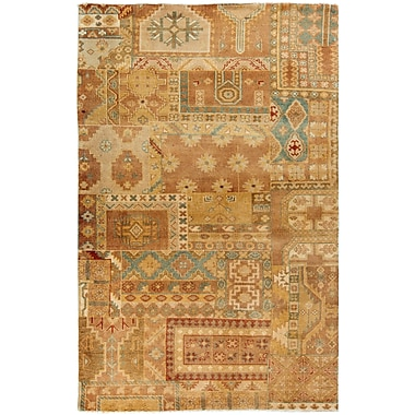 Surya Ainsley AIN1011-811 Hand Knotted Rug, 8' x 11' Rectangle