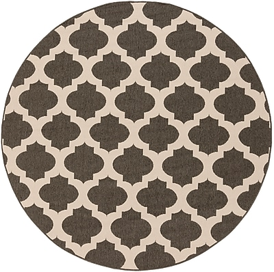Surya Alfresco ALF9584-73RD Machine Made Rug, 7'3