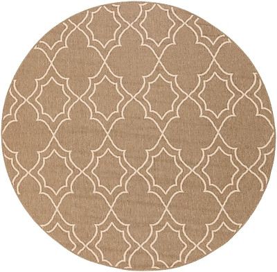 Surya Alfresco ALF9587-73RD Machine Made Rug, 7'3