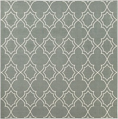 Surya Alfresco ALF9589-89SQ Machine Made Rug, 8'9