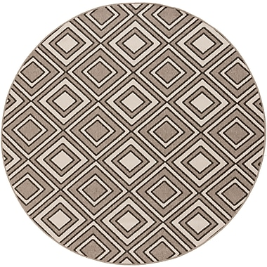 Surya Alfresco ALF9619-53RD Machine Made Rug, 5'3