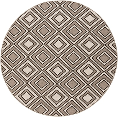 Surya Alfresco ALF9619-89RD Machine Made Rug, 8'9