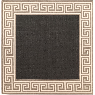 Surya Alfresco ALF9626-89SQ Machine Made Rug, 8'9