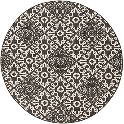 Surya Alfresco ALF9637-89RD Machine Made Rug, 8'9