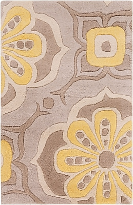 Surya KD Spain Alhambra ALH5010-811 Hand Tufted Rug, 8' x 11' Rectangle