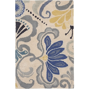 Surya KD Spain Alhambra ALH5017-3353 Hand Tufted Rug, 3'3