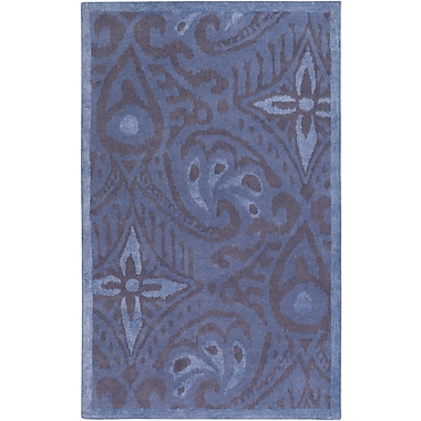 Surya KD Spain Alhambra ALH5024-811 Hand Tufted Rug, 8' x 11' Rectangle