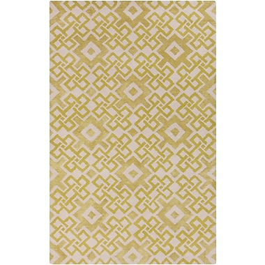 Surya KD Spain Alhambra ALH5027-811 Hand Tufted Rug, 8' x 11' Rectangle