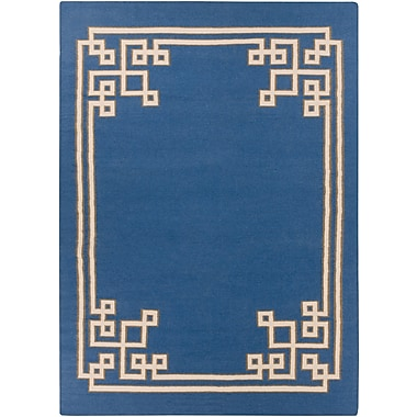 Surya Beth Lacefield Alameda AMD1011-811 Hand Woven Rug, 8' x 11' Rectangle