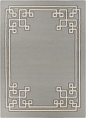 Surya Beth Lacefield Alameda AMD1019-811 Hand Woven Rug, 8' x 11' Rectangle